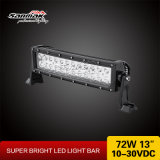 13inch 120W Double Row Curved LED Light Bar