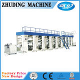Zd Computer Control Paper Rotogravure Printing Machine
