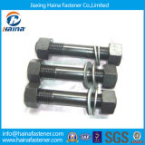 304 Stainless Steel Nut and Stud Bolt with High Quality