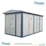 European Type Substation, Power Transmission/Supply Prefabricated Substation, Combined Substation