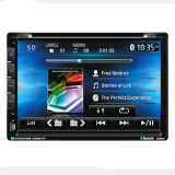 2 DIN LCD Auto DVD in-Dash Car DVD Player