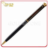 Promotional Personalized Printed Slim Twist Metal Ballpen for Sales