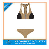 Wholesale Cheap Cute Bandeau Neoprene Bikinis for Women