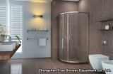 Zinc Alloy Shower Handles Shower Enclosure / Shower Bathroom Screen