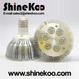 Aluminium 6W LED Spot Light (LED-PAR30-6W)