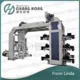 Super Speed Plastic Flexo Printing Machine
