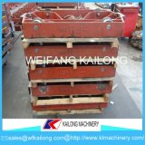 High Quality Sand Box Molding Line Used Pallet Car for Foundry