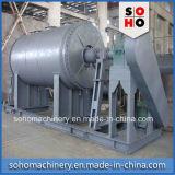 Vacuum Rake Dryer for Oxide Materials