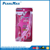Triple Blade Disposable Razor for Women with 4 PCS a Lot.