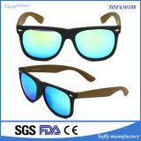 New Fashion Polarized Eyewear Vintage Way Design Sunglasses