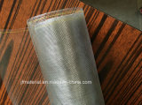 14*14 Mesh PVC Coated Black Aluminum Wire Mesh/ S. S Finishing Insect Window Screen