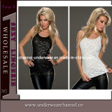Fashion Lady Lace Tank Tops