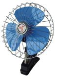 with CE and RoHS 8 Inch 30 Strip Car Fan