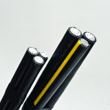 Low Voltage Aerial Bundle Cable XLPE Insulation Overhead Aluminum Cable