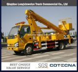 20M Telescopic Boom (ISUZU) Aerial Working Platform