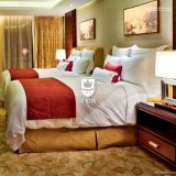 High Quality Hotel Double Bed Design Furniture in Fabric Upholstery