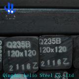 Q195, Q235, Q275, ASTM A36, DIN S235jr, JIS Ss400 Steel Square Bar