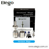 100% Authentic E Cigarette Kit Kanger Aerotank Mega Atomizer with Aerotank Dual Coil