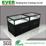 Antibacterial Powder Coatings for Display Cabinet