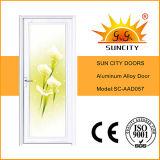 Sun City White Aluminum Doors Design (SC-AAD057)