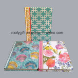 Hot Selling Perfect Binding Hard Cover Notebooks with Printing Sheets
