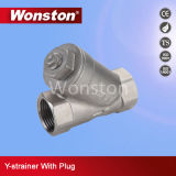 Y-Strainer with Plug Pn55
