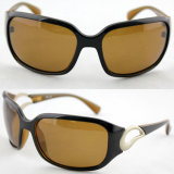 Fashion Sports Quality Designer Sunglasses with CE Certification (91086)