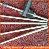 High Pure 99.7% Alumina 1800c Refractory Ceramic Tube
