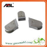 Stainless Steel Handrail Fittings Glass Clamp/Clip
