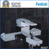 New Style Brass Bath Shower Faucer Chrome Plated (B007)