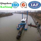 China Low Price Cutter Suction River Sand Dredger