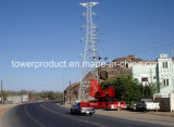 Double Circuit 132kv Ohl Steel Tower (MGP-132DC1)