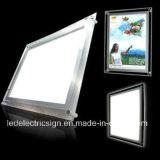 LED Crystal Light Frame for Illuminated Advertising Boards