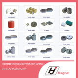 N52 Customer Design Strong Magnetic Ainico NdFeB Magnet with Assembly&Pot