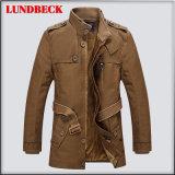 PU Jacket Coat for Men 2016