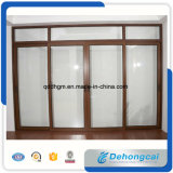 The Latest Design Aluminium Door with Double Glass