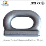 Forging Steel Container Lashing Eye/Deck Eye Plate