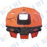 Throw-Over Davit-Launching Self-Righting Inflatable Life Raft U Type