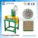 Manufacturer Manual Mosaic Tiles Chopping Machine for Sandstone Marble