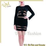 Latest Tight Bulk Wholesale Dress Transparent Women Dress
