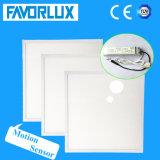 High Quality 595*595 Motion Sensor LED Panel Lamp