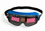 Solar Auto Darkening Eyes Welding Goggles Welding Helmet