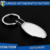 Promotion Different Shaped Metal Key Ring