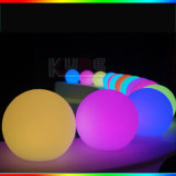 Battery Powered Globe Multicolor Waterproof LED Ball Lighting