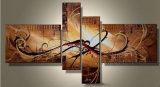 Wall Decor Modern Abstract Canvas Oil Painting (XD4-026)
