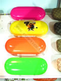 Hot Stamp Plastic Optical Spectacle Frame Case for Kids