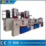 High Speed Hot and Cooling Mixer Unit (SSRL Z SERIES)