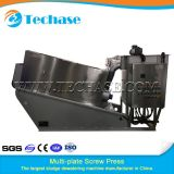 Multi-Plate Screw Press Sludge Dewatering Machine for Animal Husbandry Better Than Belt Press