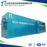 Compact Sewage Treatment Plant for Buildings