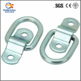 Forged Cargo D Ring with Mounting Brackets